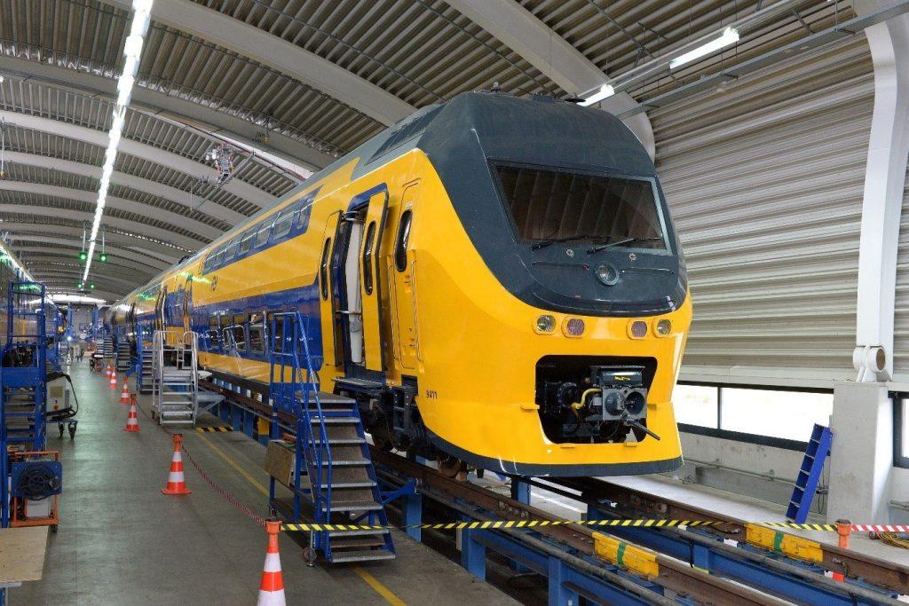 Circulaire treinmodernisering